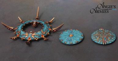 Tzeentch Disc Magnet (2 van 1)