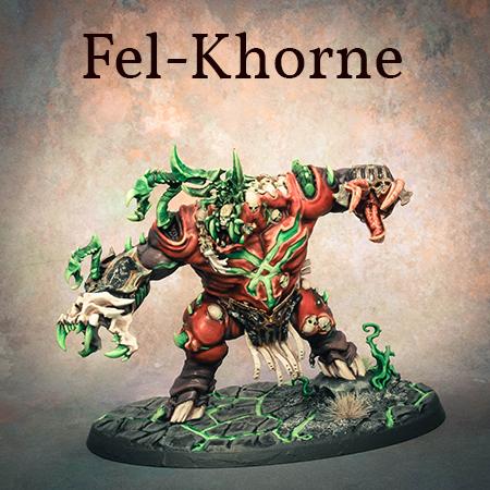 Fel Khorne Icon