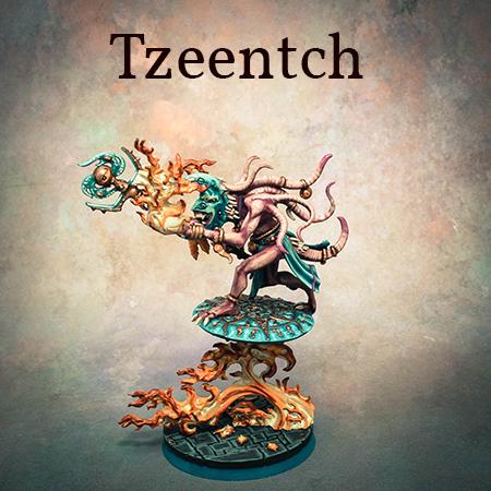 Tzeentch Icon