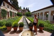 Granada Generalife Gardens