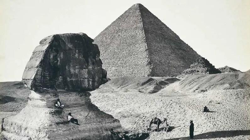 piramids The Rise of Historical Criticism