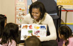 MIchelle Obama 300x1911 School Food   Is It As Bad As They Say?