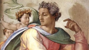 Isaiah Michelangelo Buonarotti