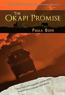 The Okapi Promise by Paula Boer1 Book of the Week