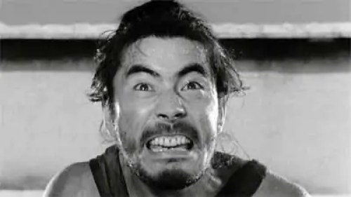 mifune in rashomon1 Japanese Cinema