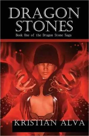 Dragon Stones Saga by Kristian Alva1 Review: Dragon Stones   Book One