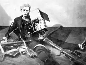 cameraman1 Luke Andreski: The DGB Video Competition
