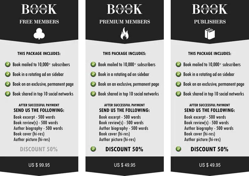 BOTW free premium publisher Sign Up