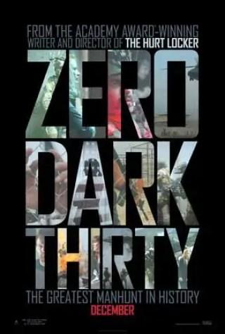 Zero Dark Thirty1 Movie Review: Zero Dark Thirty