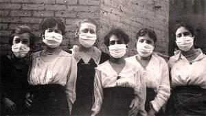 flu 1918 nurses 300x1691 The Deadliest Flu in History (2)