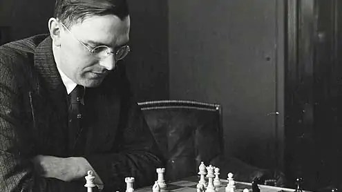 Max Euwe1 Chess in the Netherlands