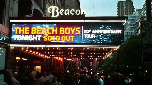Oregon hospital - Beach-Boys-50th-anniversary-tour