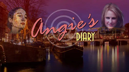 Interview with Angelica Pastorelli by Amanda M. Thrasher