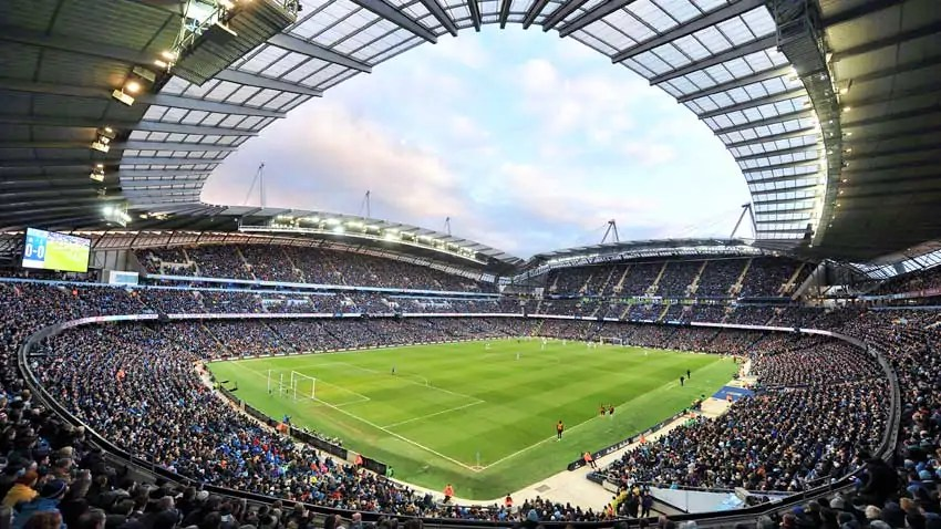 Christmas Gifts for Sports Fans - Etihad-Stadium