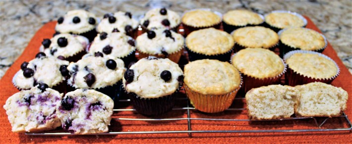 all muffins