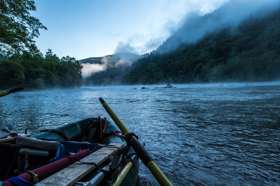 French Broad River (c) 2016 Nelson Stegall Photography