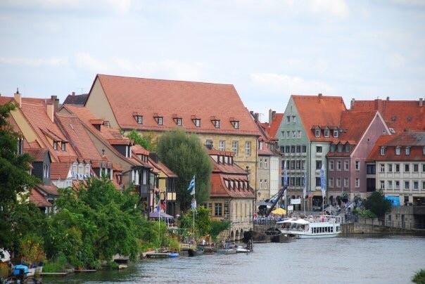 Bamberg, Lower Franconia, Bavaria