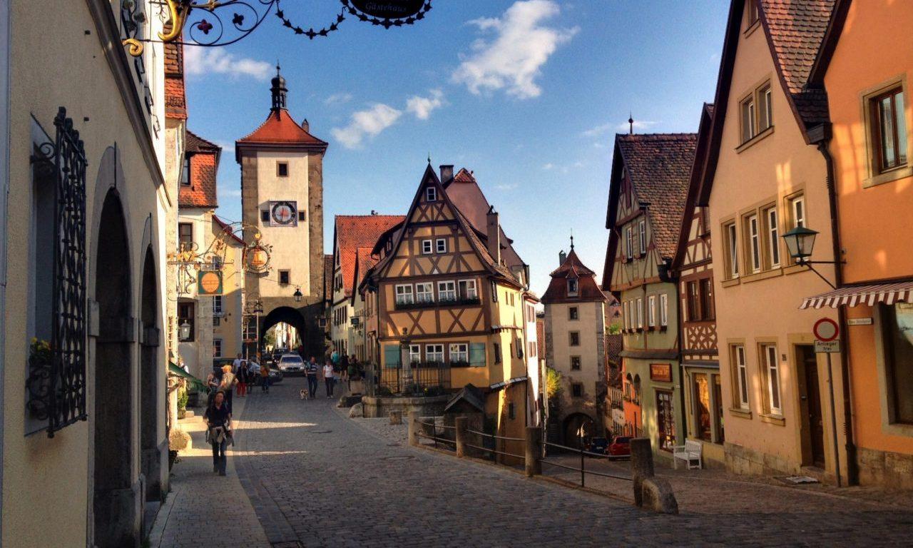Rothenburg Ploenlein