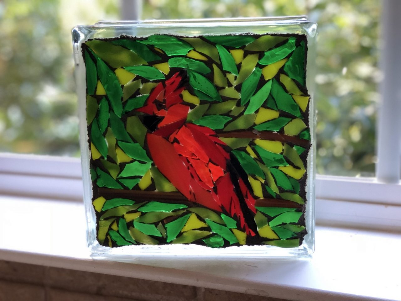 Cardinal-Glass Mosaic-GermaniaDesign.com