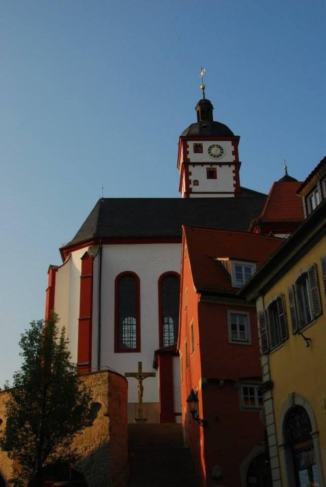 Pfarrkirche Sankt Augustine, Dettelbach