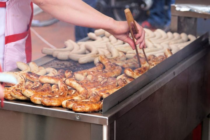 Thuringia Sausage/Thüringer Rostbratwurst