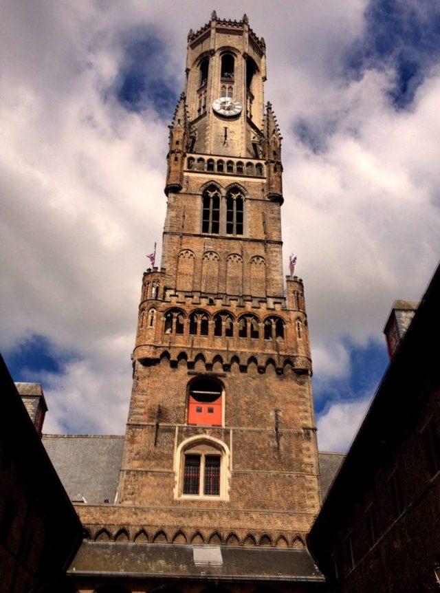 Belfried of Brugge