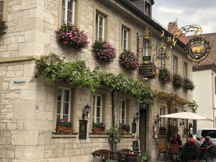 Sommerhausen, Lower Franconia Guesthouse