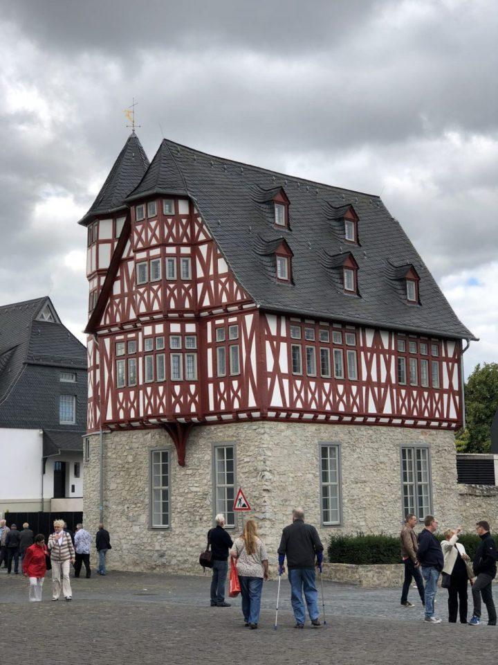 Limburg an der Lahn, Fachwerk, timber style homes