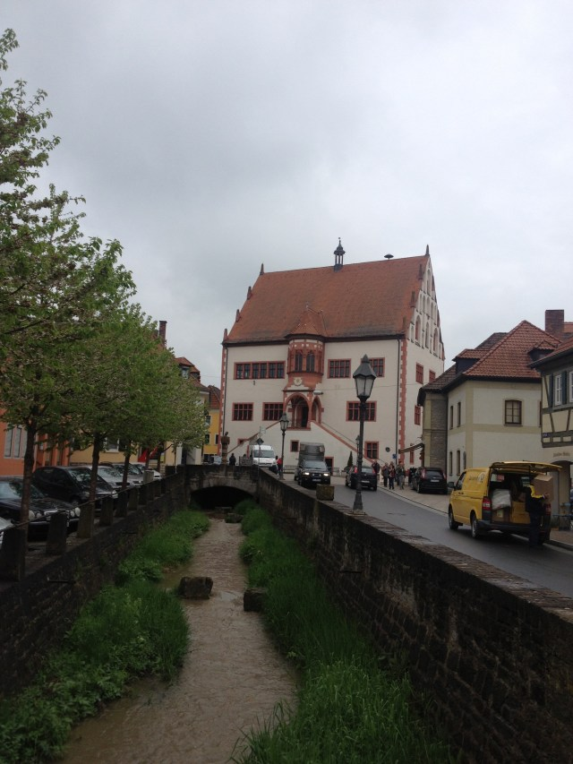 Dettelbach City hall, Rathaus