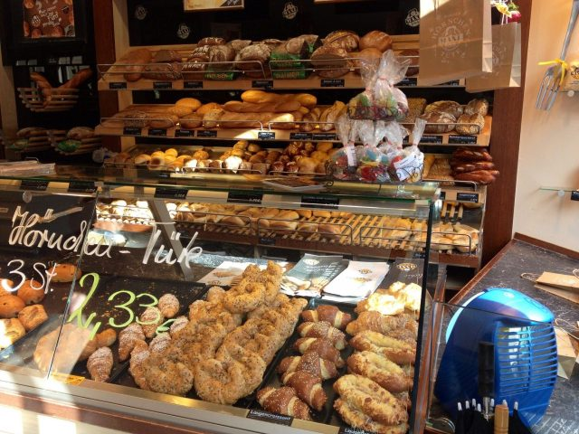 German bakery, Bäckerei