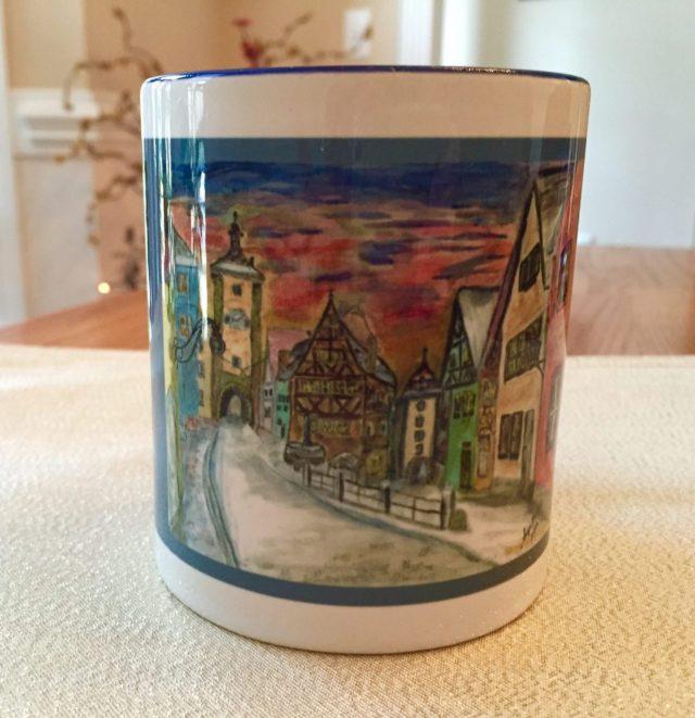 Rothenburg o.T mug