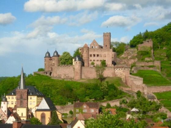 Wertheim Castle, Burg Wertheim
