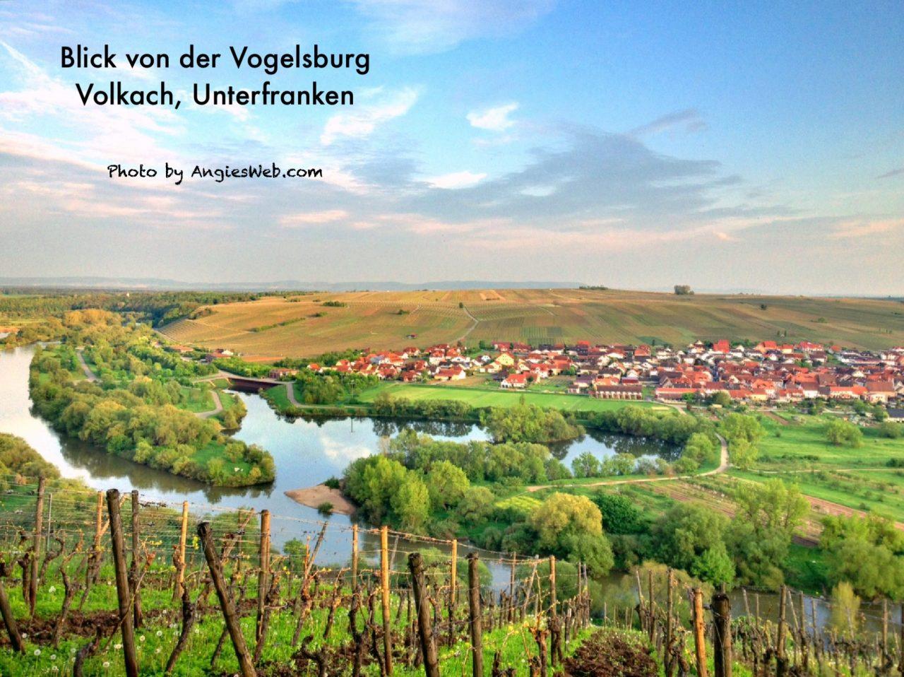 Vogelsburg, Volkach