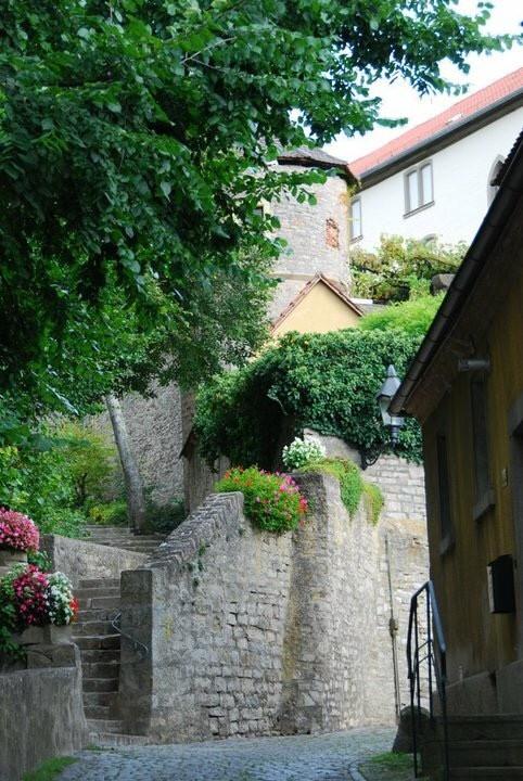 Medieval wall, Dettelbach