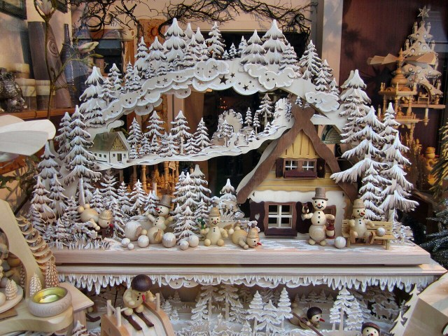 Schwibbogen Christmas Ornament