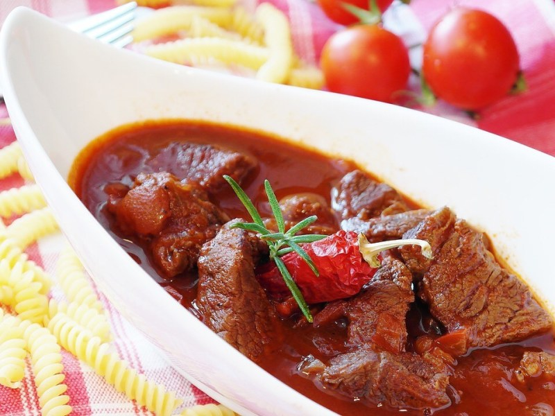 German Goulash (Gulasch)