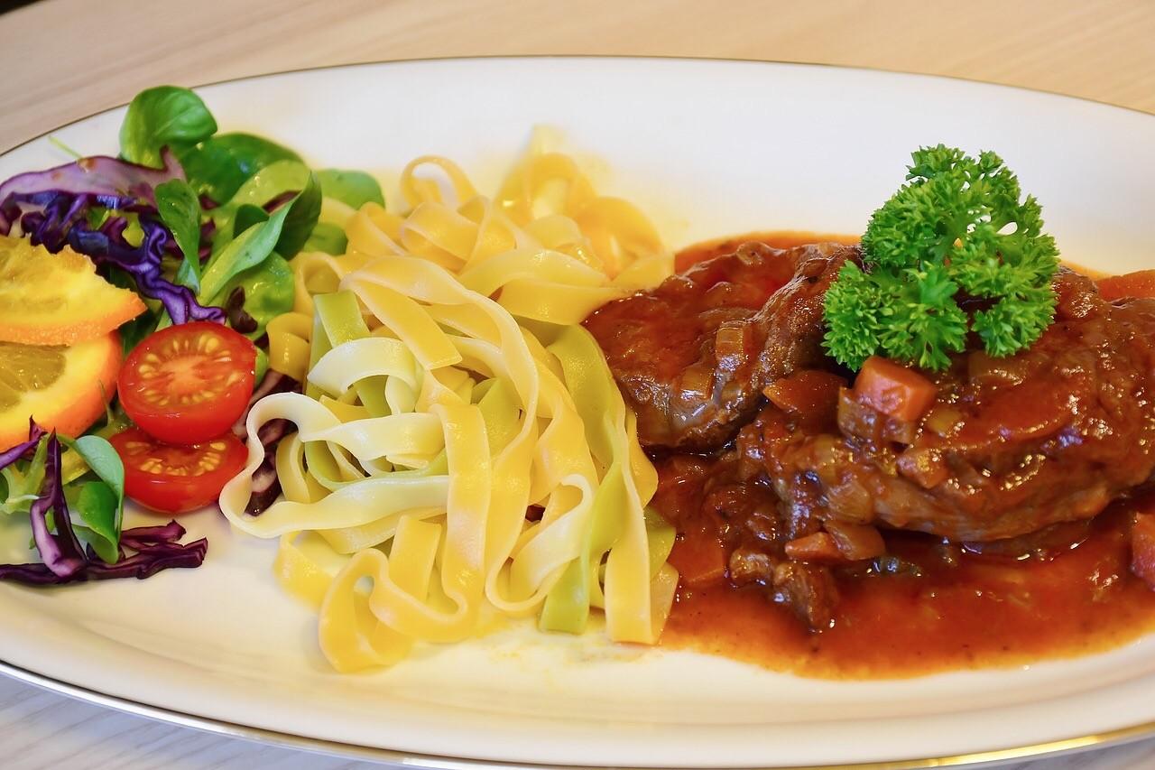 """Chicken Italien style """"Pollo alla cacciatora"""""""
