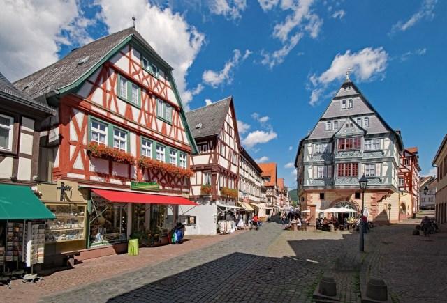 Miltenberg, Franconia, Bavaria