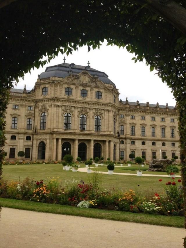 Würzburg Residenz castle