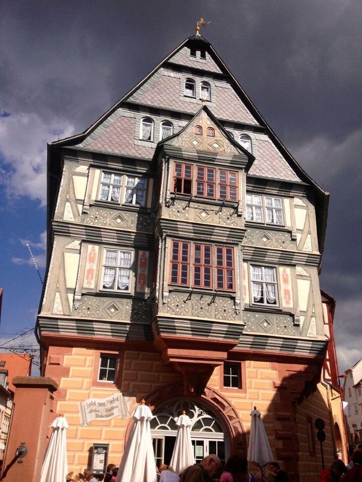 Miltenberg zum Riesen, oldest Restaurant and Hotel in Germany