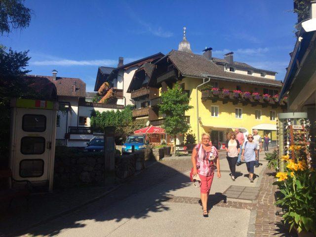 Wolfgangssee, Austria