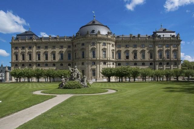 Residence Castle Wuerzburg