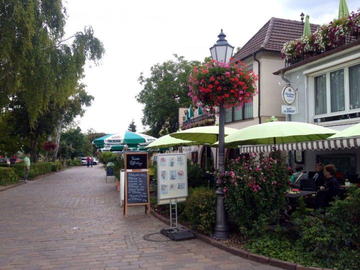 Restaurants at the Main, Veitshoechheim
