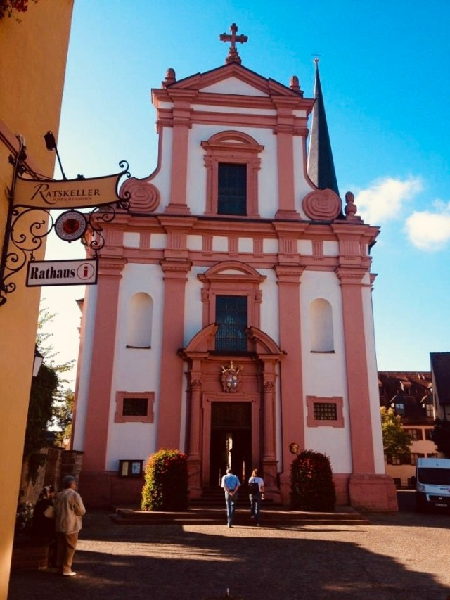 Veitshöchheim Sankt Vitus Kirche