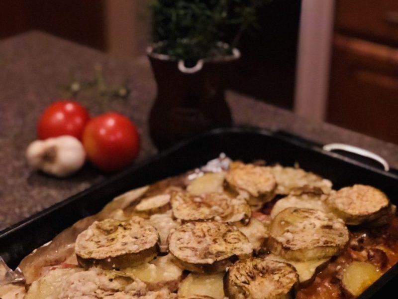 Moussaka, Greek dish