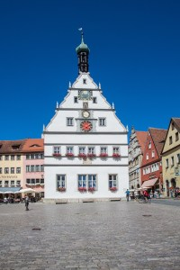 Rothenburg City Hall, Rothenburg Rathaus, astronomical clock