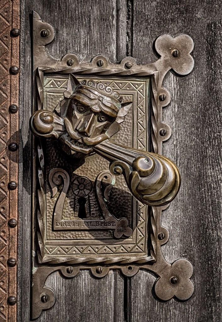 Historic door knobs and pulls