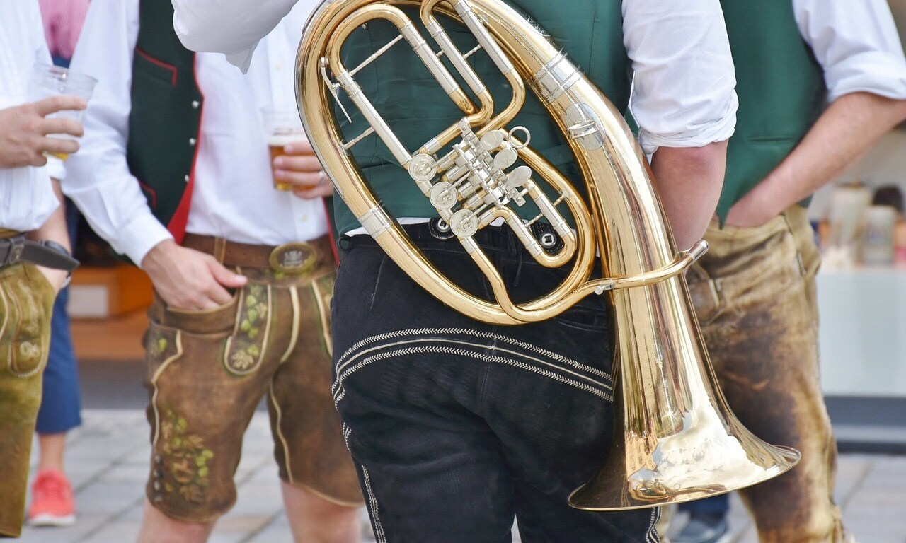 Trachten, Lederhhosen, Bavarian