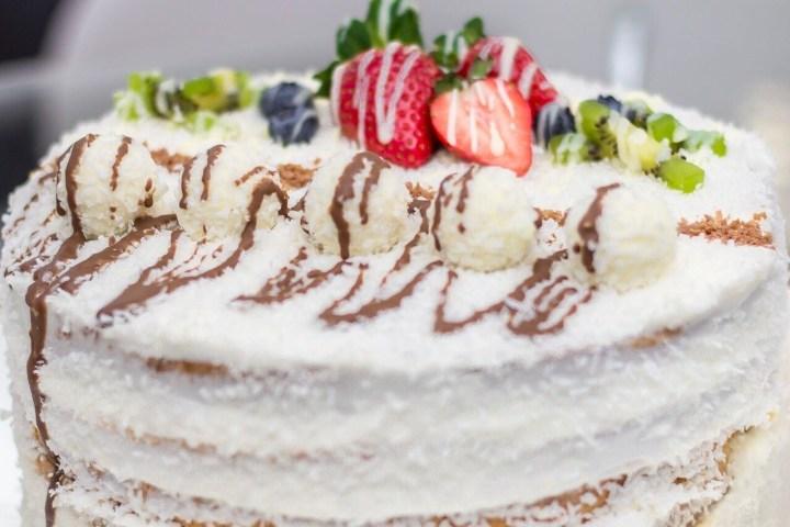 German Torte, cakes, Kuchen