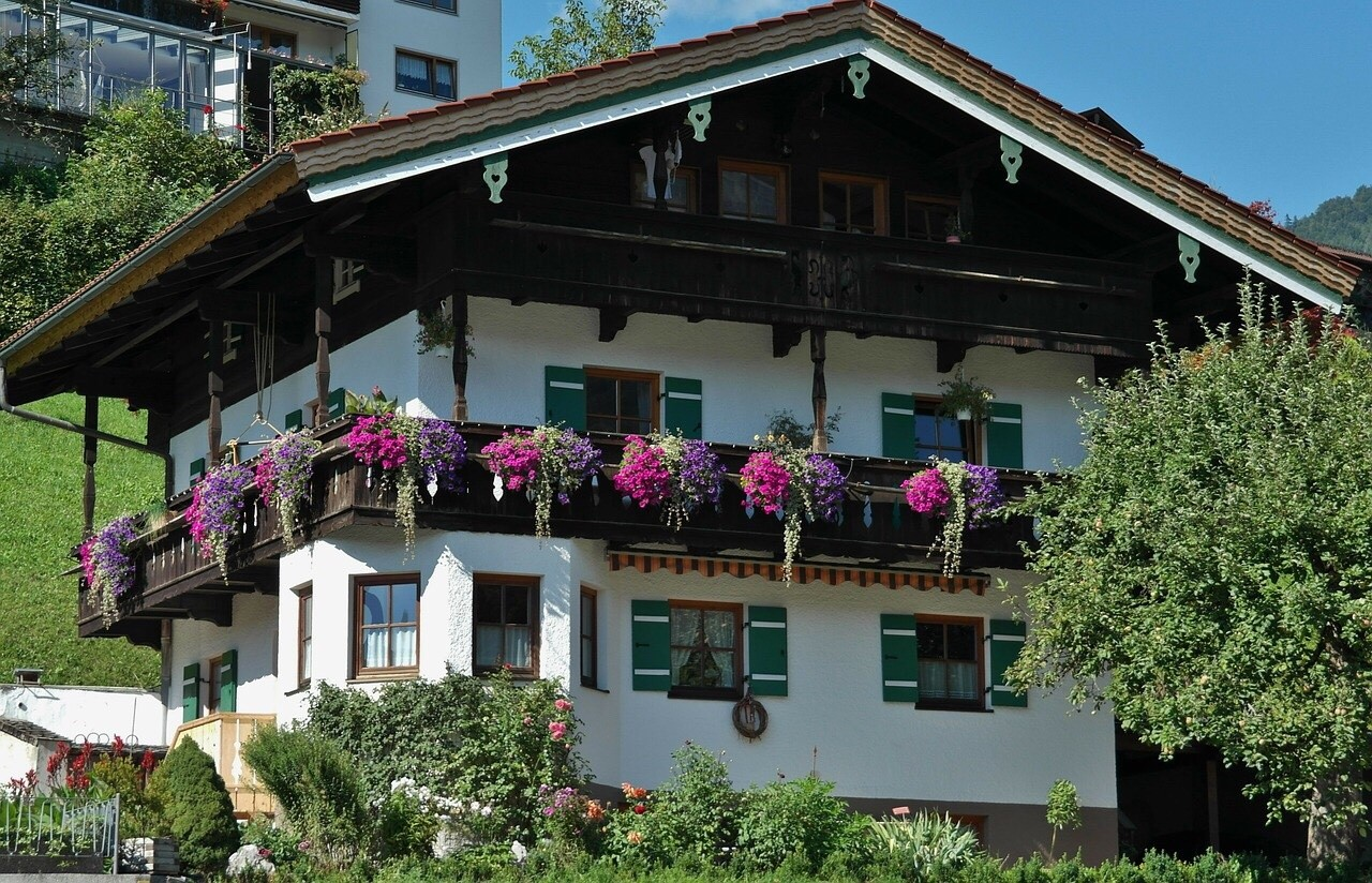 B&B in Austria